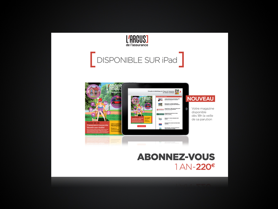 Infopro - Mailing promotionnel - Ynfluence - agence de communication globale Paris
